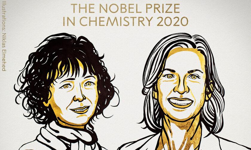 Νόμπελ Χημείας: Το βραβείο σε δύο γυναίκες