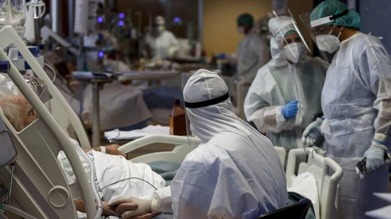Ιταλία : 205 νεκροί και σχεδόν 25.000 κρούσματα σε ένα 24ωρο – Ισπανία: Κοντά στα 20.000 κρούσματα κορονοϊού σε ένα 24ωρο