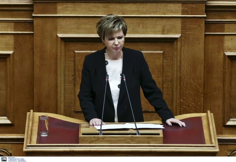 Όλγα Γεροβασίλη: 'Ετσι στηρίζει ο κ. Μητσοτάκης – Πρώτα χειροκροτά και μετά ξεχνά