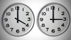 Προσοχή : Αύριο θα είναι μια …άλλη ώρα