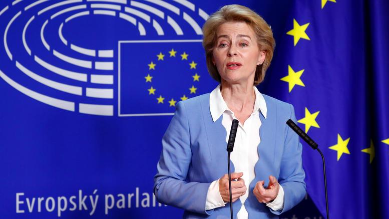 Η Φον ντερ Λάιεν αποχώρησε από τη Σύνοδο Κορυφής -Θετική σε κορωνοϊό συνεργάτιδά της