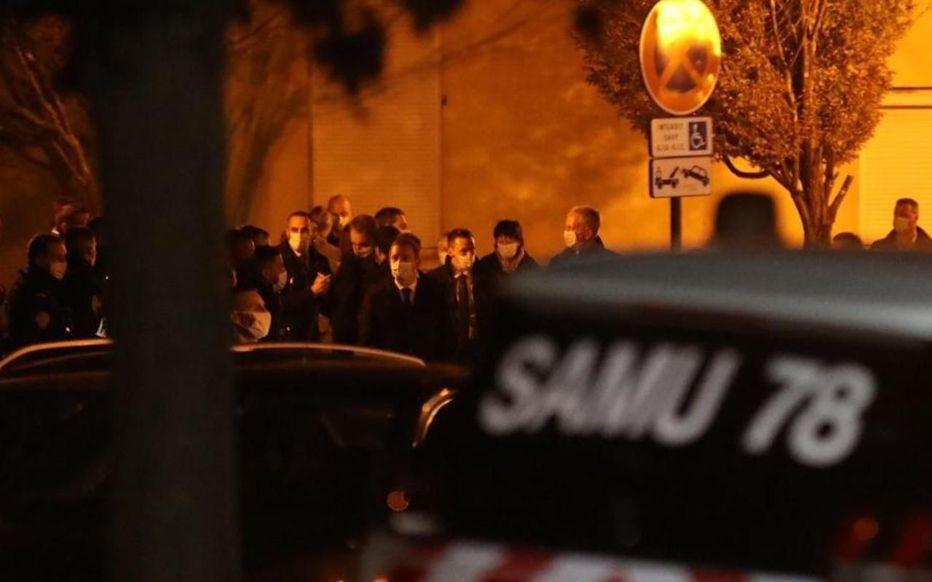 ΒΙΝΤΕΟ – ΝΤΟΚΟΥΜΕΝΤΟ: Η στιγμή που οι αστυνομικοί πυροβολούν τον 18χρονο που αποκεφάλισε τον καθηγητή στο Παρίσι