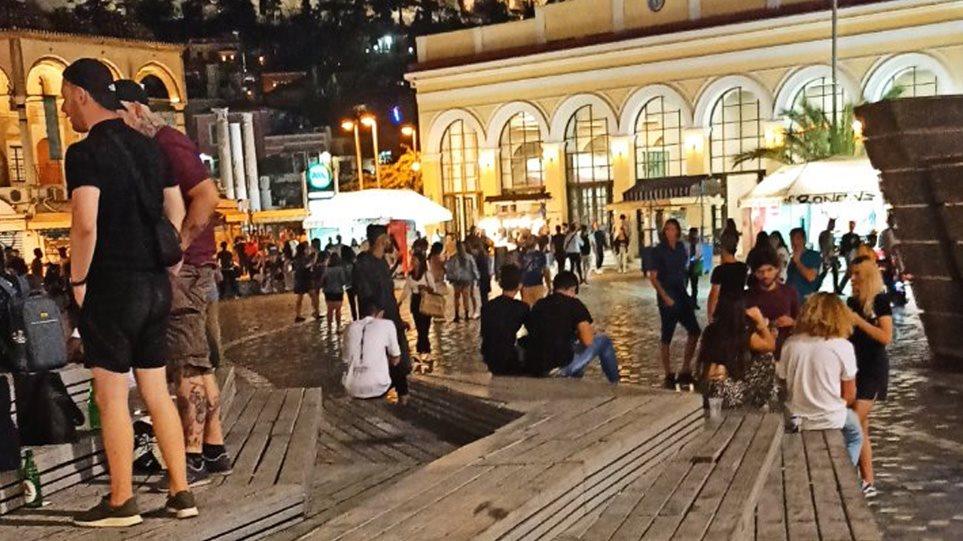 """Έρχονται τακτικές """"ακορντεόν"""" και """"καρουζέλ"""" από την ΕΛΑΣ στις πλατείες – Προς απαγόρευση κυκλοφορίας τη νύχτα – ΒΙΝΤΕΟ"""