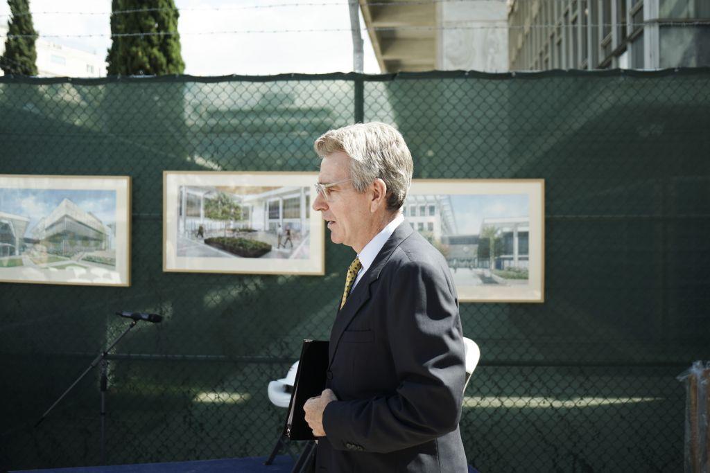 Στο Πεντάγωνο ο βοηθός ΥΠΕΞ των ΗΠΑ μαζί με τον Τζέφρι Πάιατ -Συνάντηση με Παναγιωτόπουλο-Φλώρο