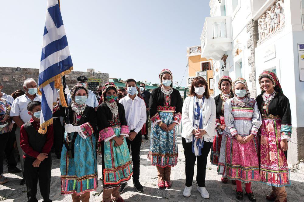 ΠτΔ: Η Κάρπαθος παραμένει ένας από τους τελευταίους θύλακες παραδοσιακού πολιτισμού στην Ελλάδα – ΦΩΤΟ