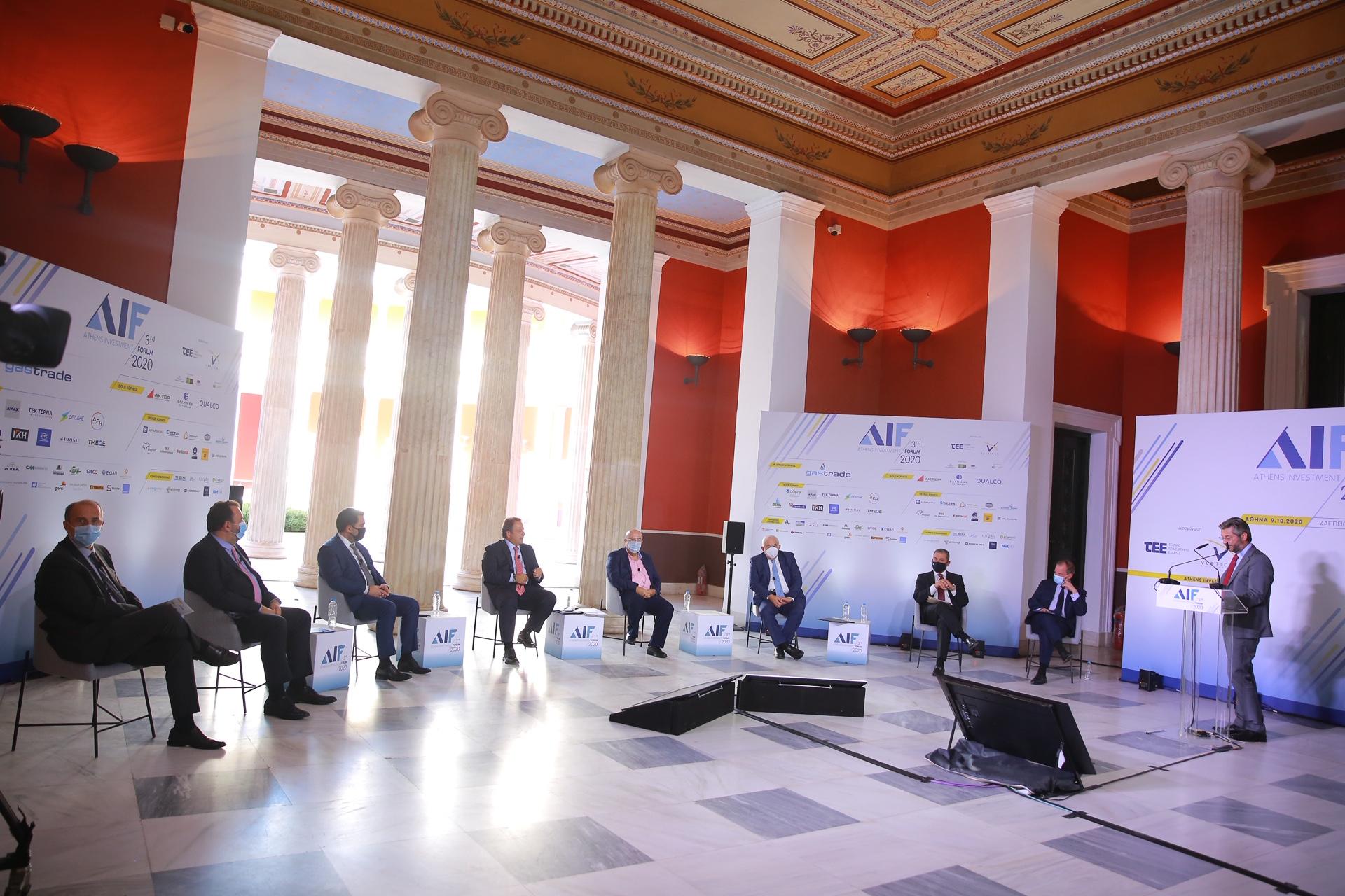 Ο κατασκευαστικός κλάδος οδηγός ανάπτυξης της ελληνικής οικονομίας