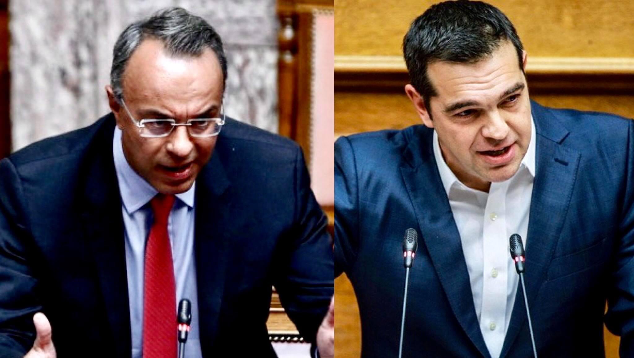 Πρόταση δυσπιστίας εναντίον του υπουργού Οικονομίας, Χρήστου Σταϊκούρα, κατέθεσε ο ΣΥΡΙΖΑ – Η απάντηση Σταϊκούρα
