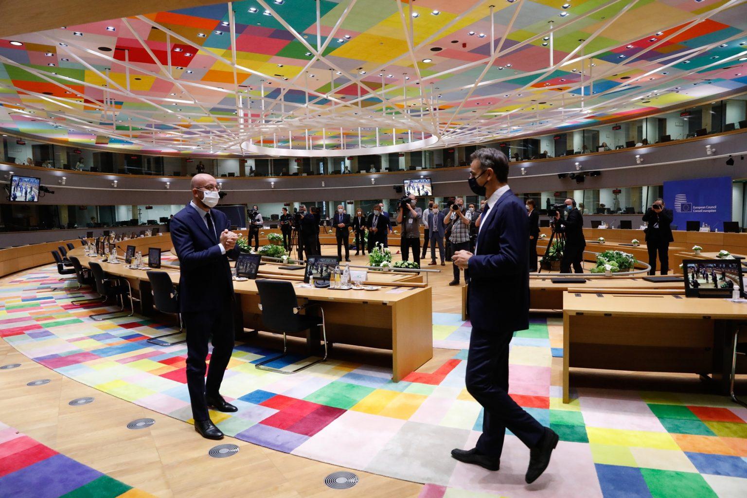 Σύνοδος Κορυφής: Σήμερα η συζήτηση των ηγετών για την τουρκική προκλητικότητα μετά και το γαλλογερμανικό τελεσίγραφο στην Άγκυρα