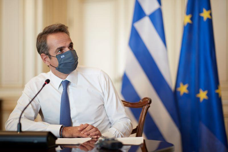 Μητσοτάκης: Απολύτως ικανοποιημένη η Ελλάδα από το κείμενο συμπερασμάτων της Συνόδου Κορυφής – BINTEO