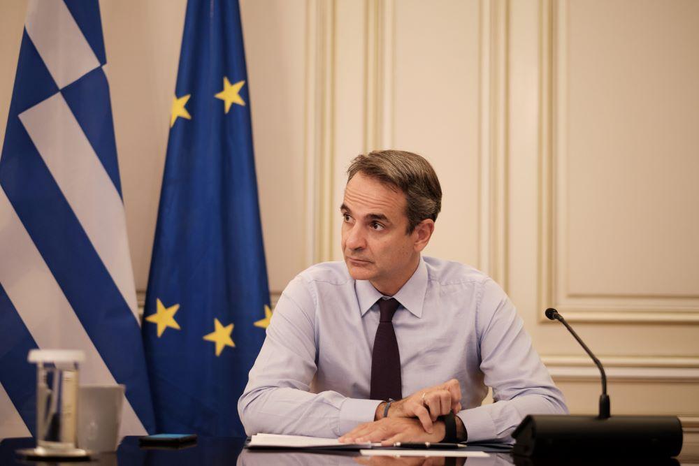 Όλα όσα συζητήθηκαν στην έκτακτη τηλεδιάσκεψη των αρχηγών της Ε.Ε – Τι ζήτησε ο Μητσοτάκης – ΦΩΤΟ