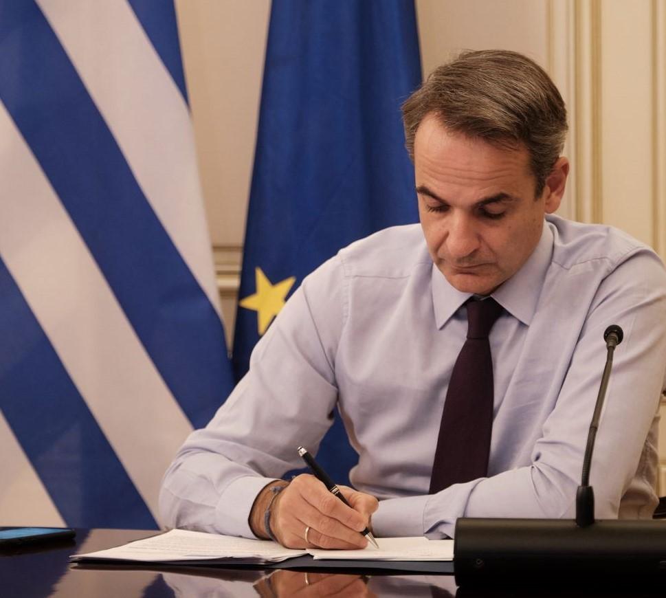 Αύριο το μήνυμα Μητσοτάκη για τα νέα μέτρα για τον κορονοϊό