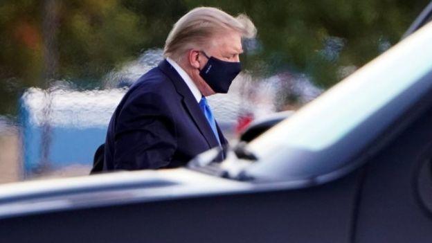 Ραγδαίες οι εξελίξεις στον Λευκό Οίκο – Ο κορονοϊός έστειλε τον Τραμπ στο νοσοκομείο – ΒΙΝΤΕΟ – ΦΩΤΟ