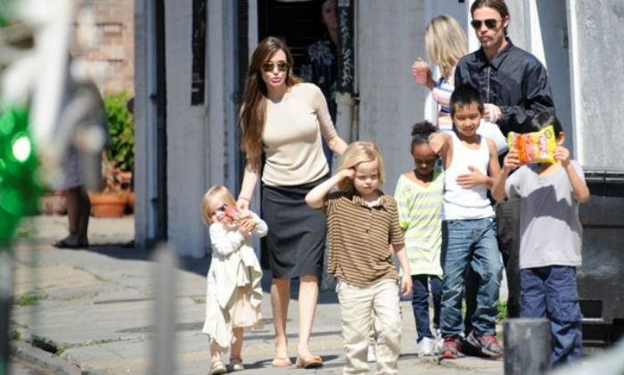 Μπραντ Πιτ – Αντζελίνα Τζολί: Η δίκη για την κηδεμονία των παιδιών τους μόλις ξεκίνησε