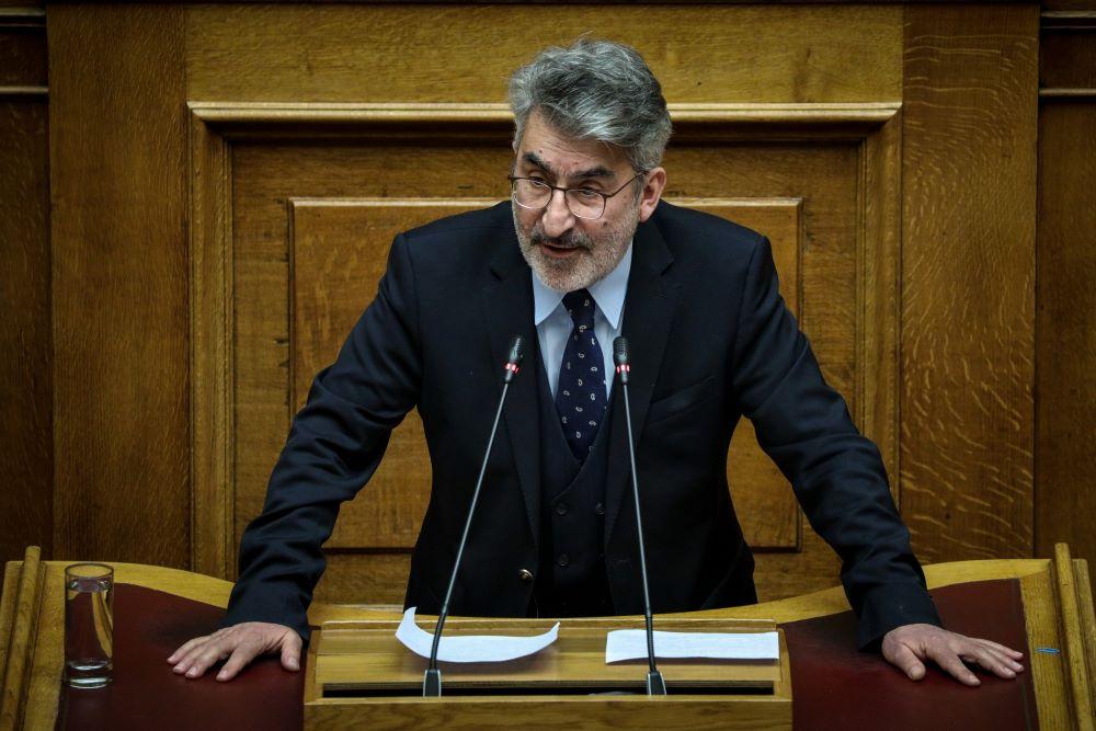 Θεόφιλος  Ξανθόπουλος: Η κυβέρνηση αρνείται να αναστείλει τους πλειστηριασμούς Α΄ κατοικίας αλλά προωθεί την παραγραφή αδικημάτων φοροδιαφυγής και λαθρεμπορίου