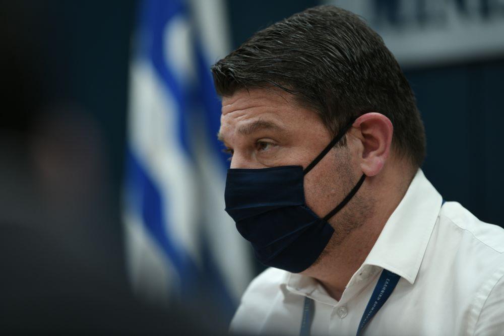 """Χαρδαλιάς από Καστοριά: """"Επιθετική η έξαρση του κορονοϊού"""" – Τι είπε για επιβολή lockdown – ΒΙΝΤΕΟ"""