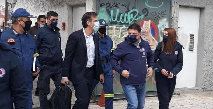 Χαρδαλιάς: Ένα βήμα πριν το lockdown οι Σέρρες – Η βόρεια Ελλάδα δέχεται επιδημιολογική επίθεση – Κρίσιμα τα επόμενα 24ωρα (Βίντεο)