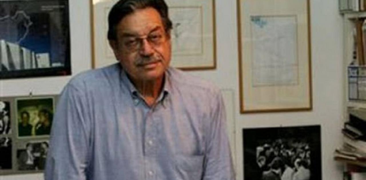 Πέθανε ο σπουδαίος αρχιτέκτονας, ζωγράφος και συγγραφέας Δημήτρης Φατούρος