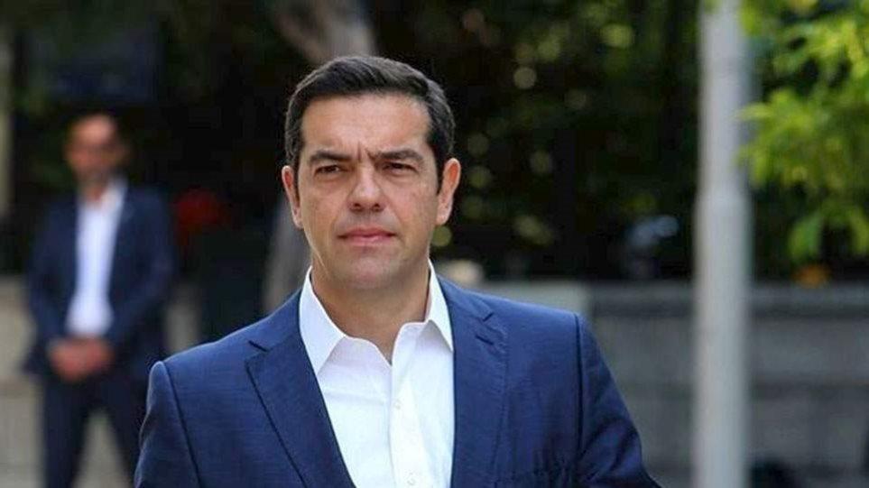 Τσίπρας: «Το Πολυτεχνείο ενοχλούσε πάντοτε τη Δεξιά»