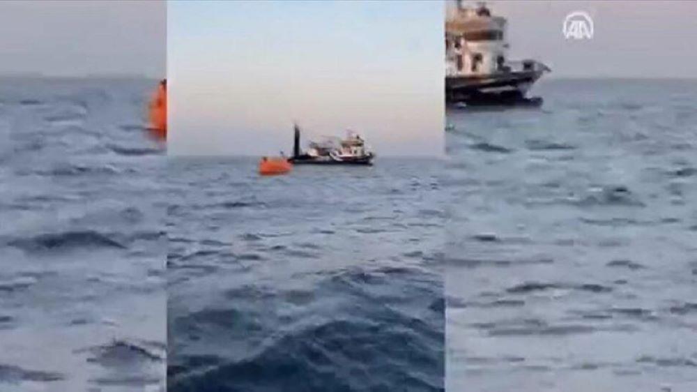 Νεκροί 4 Τούρκοι από τη σύγκρουση του ψαροκάικου με το ελληνικό τάνκερ στα Άδανα – ΒΙΝΤΕΟ – ΦΩΤΟ