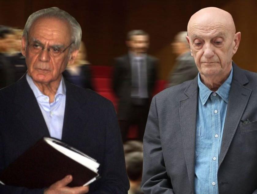 Στο εδώλιο ξανά Τσοχατζόπουλος και άλλοι 15 κατηγορούμενοι για έναν «ξεχασμένο» τραπεζικό λογαριασμό