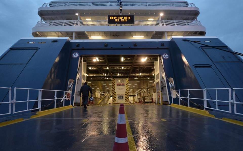 Πώς θα μετακινούνται οι επιβάτες των πλοίων από τις 9 το βράδυ έως τις 5 το πρωί