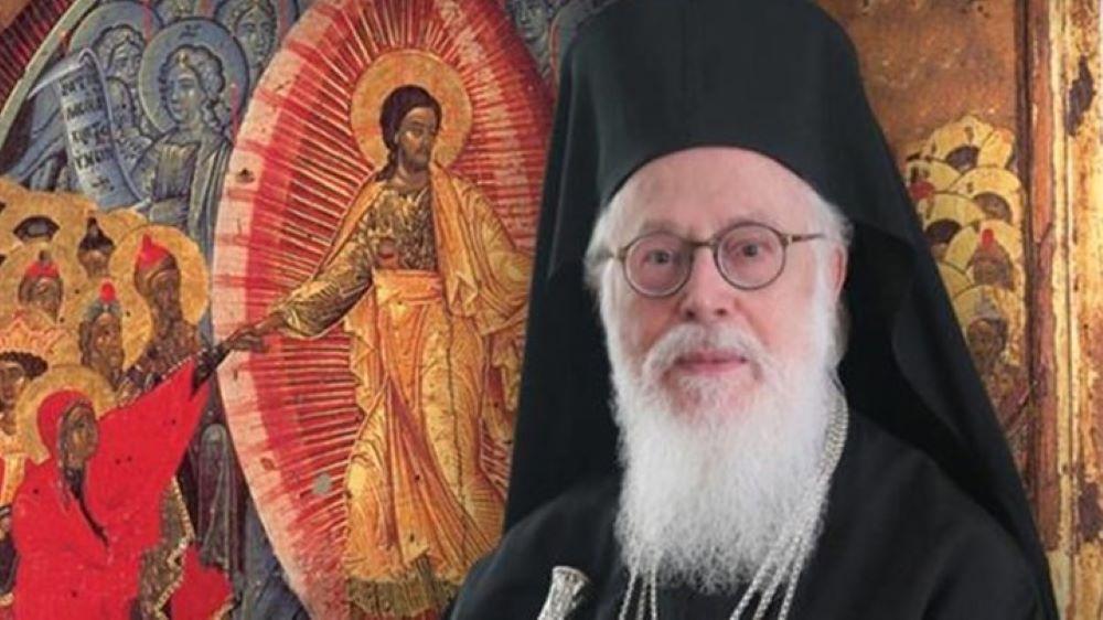 Θετικός στον κορονοϊό ο Αρχιεπίσκοπος Αλβανίας, Αναστάσιος: Μεταφέρεται με C-130 στην Αθήνα – BINTEO