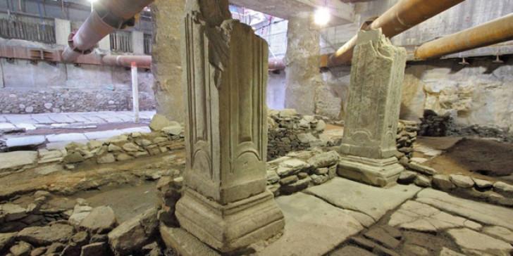 Το ΣτΕ θα αποφασίσει για τη νομιμότητα της μεταφοράς των αρχαιοτήτων από το μετρό Θεσσαλονίκης
