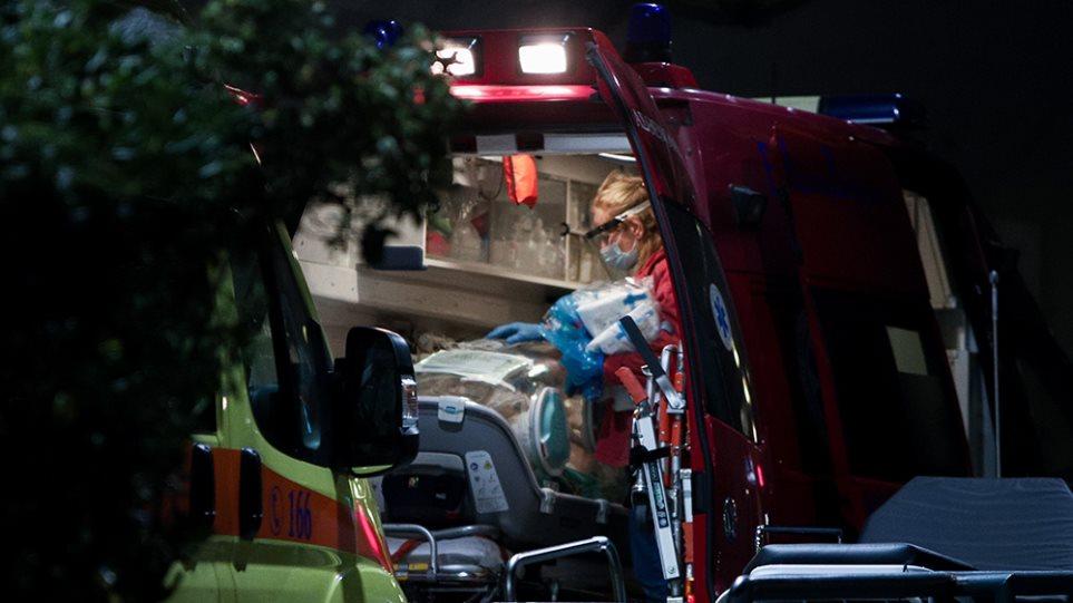 Πέθανε ο ένας από τους ασθενείς που διακομίστηκε στο Αττικόν από την Δράμα