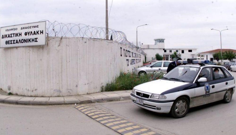 Νεκρός από κορονοϊό κρατούμενος στις φυλακές Διαβατών – 108 τα κρούσματα συνολικά στο κατάστημα κράτησης της Θεσσαλονίκης – ΒΙΝΤΕΟ