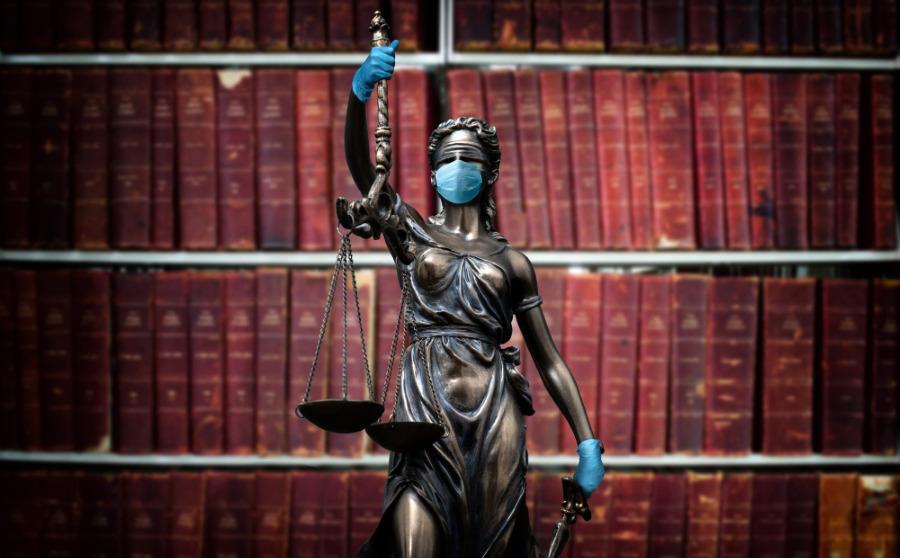 Ιδού η νέα ΚΥΑ: Τι λειτουργεί και τι όχι στα Δικαστήρια έως και τη Δευτέρα 7 Δεκεμβρίου