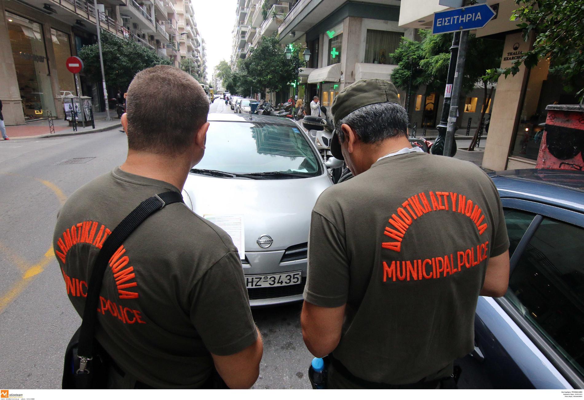 Θεσσαλονίκη: Εννέα κρούσματα κορονοϊού στη Δημοτική Αστυνομία