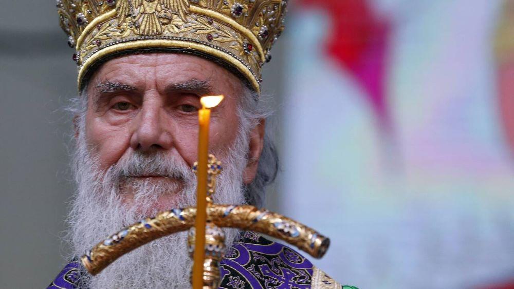Εκοιμήθη ο Πατριάρχης Ειρηναίος – Είχε προσβληθεί από κορονοϊό – BINTEO