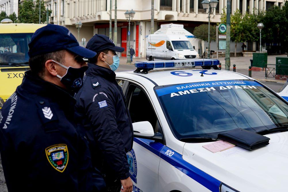 """""""Τσουνάμι"""" ελέγχων από την ΕΛ.ΑΣ για τον κορονοϊό – 59.183 περιστατικά στο στόχαστρο των αστυνομικών το τελευταίο 24ωρο"""