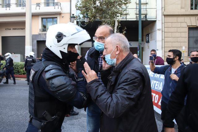 Πολυτεχνείο : Η ΝΔ επιτίθεται στην Αντιπολίτευση για τα επεισόδια -Απάντηση ΣΥΡΙΖΑ-Προοδευτική Συμμαχία : Ο αυταρχισμός απόδειξη αδυναμίας και απομόνωσης της κυβέρνησης