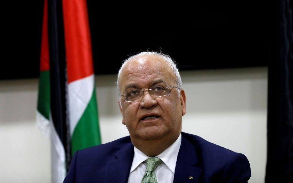 Πέθανε από κορονοϊό ο κορυφαίος Παλαιστίνιος διαπραγματευτής Σαέμπ Ερεκάτ – ΒΙΝΤΕΟ – ΦΩΤΟ