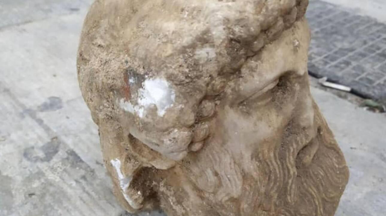 Σπουδαίο αρχαιολογικό εύρημα: Στον 4ο αιώνα π.Χ χρονολογείται ο «Ερμής της Αιόλου» – ΒΙΝΤΕΟ – ΦΩΤΟ