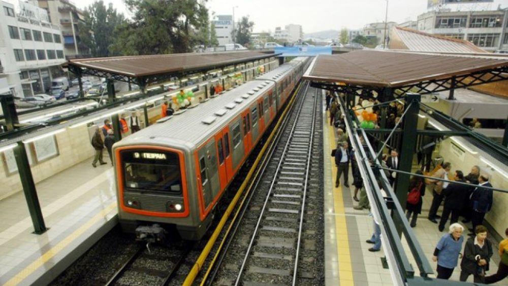 Άνω Πατήσια: Άτομο αποπειράθηκε να αυτοκτονήσει στις γραμμές του τρένου – Πώς διεξάγεται η κίνηση των συρμών στη γραμμή 1