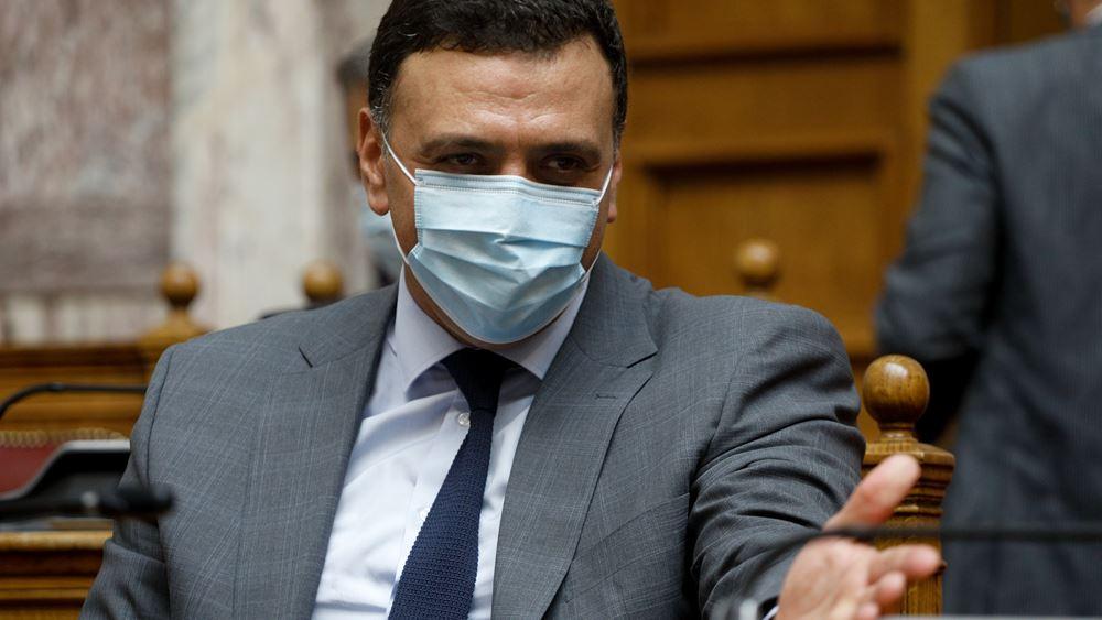 """Εκτάκτως στη Θεσσαλονίκη ο Κικίλιας – """"Υγειονομική βόμβα"""" κορονοϊού η συμπρωτεύουσα"""