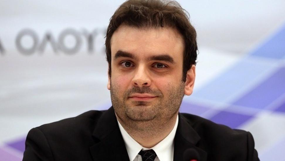 Ο Κυριάκος Πιερρακάκης στους φιναλίστ για βραβείο για την βελτίωση της κοινωνίας μέσω τεχνολογίας