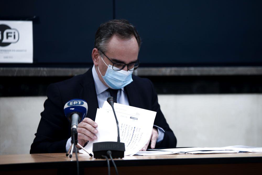 Κοντοζαμάνης: Αυτό είναι το επιχειρησιακό σχέδιο της κυβέρνησης για τον εμβολιασμό του πληθυσμού στην Ελλάδα