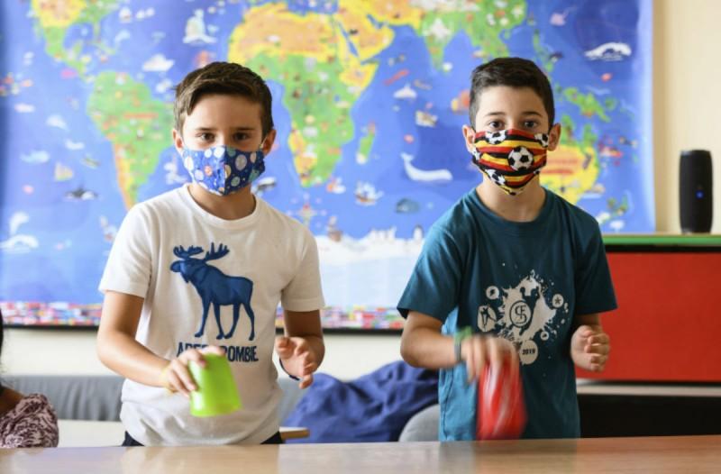 Πως θα λειτουργήσει η εκπαίδευση ως το τέλος του χρόνου : Οδηγίες στα σχολεία για το «διάλειμμα μάσκας» – Πότε δεν είναι υποχρεωτική