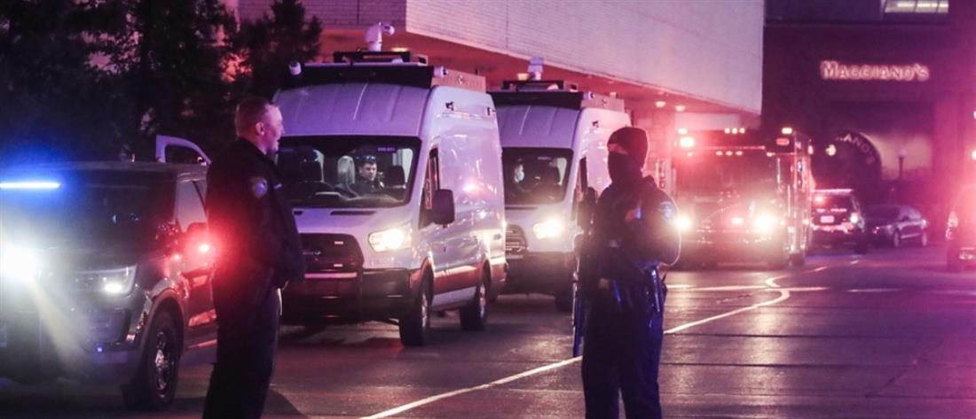 Πυροβολισμοί  με 8 τραυματίες σε εμπορικό κέντρο στο Μιλγουόκι (ΒΙΝΤΕΟ)