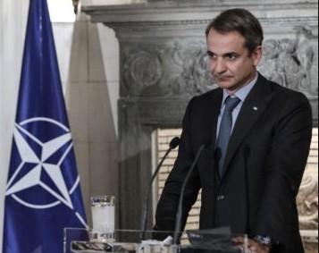 Μητσοτάκης στο ΝΑΤΟ: Νέα πρόσκληση στον Ερντογάν για καλόπιστο διάλογο -Αν αρνηθεί, μονόδρομος οι κυρώσεις και η Χάγη