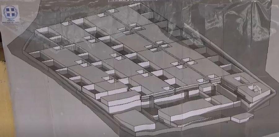 "Iδού το (νέο) δικαστικό συγκρότημα Ασπροπύργου στις υπό ανέγερση ""high tech"" φυλακές – ΦΩΤΟ"