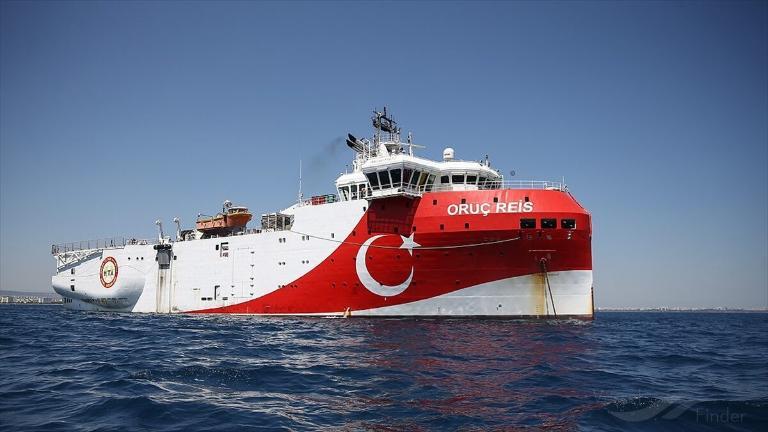 Νέα τουρκική NAVTEX για το Oruc Reis