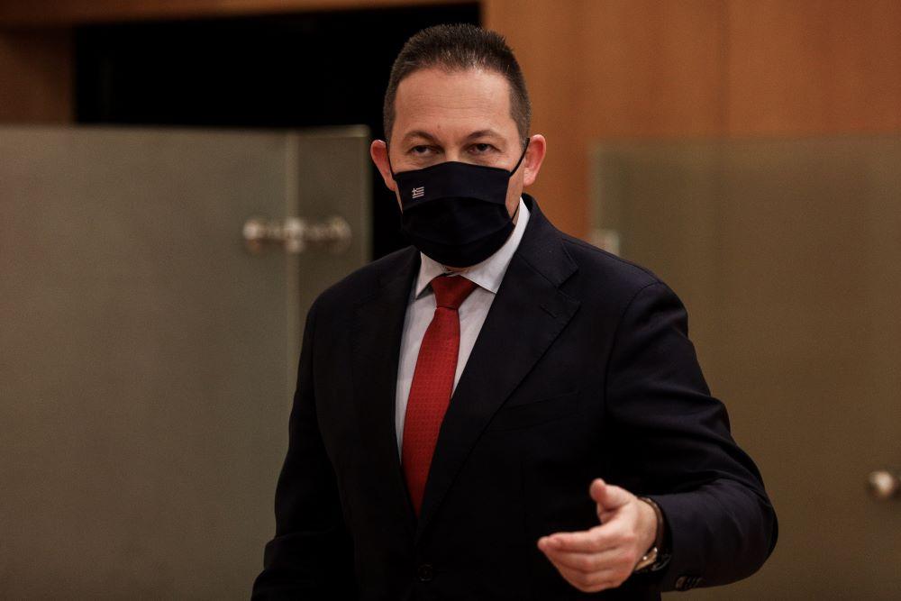 """Πέτσας: """"Απομακρύνεται η 7η Δεκεμβρίου για άρση του lockdown"""" – Τι είπε για τα κομμωτήρια – ΒΙΝΤΕΟ"""