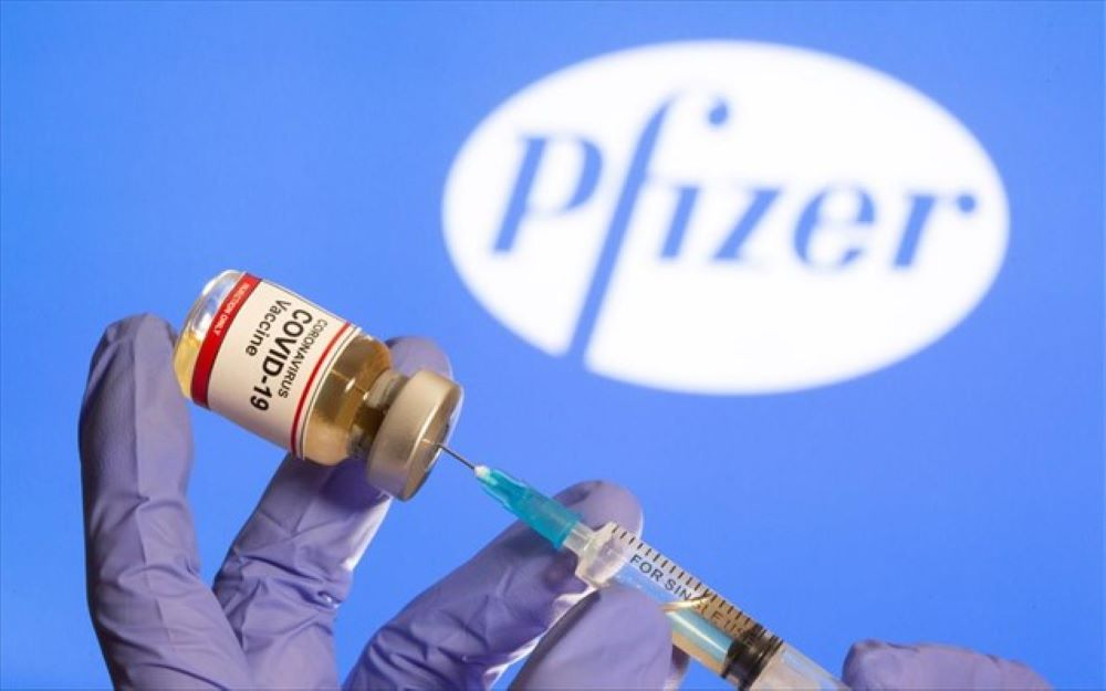 Σημαντική εξέλιξη για το εμβόλιο της Pfizer: Έκλεισε η συμφωνία της ΕΕ για την προμήθεια 300 εκατομμυρίων δόσεων – BINTEO