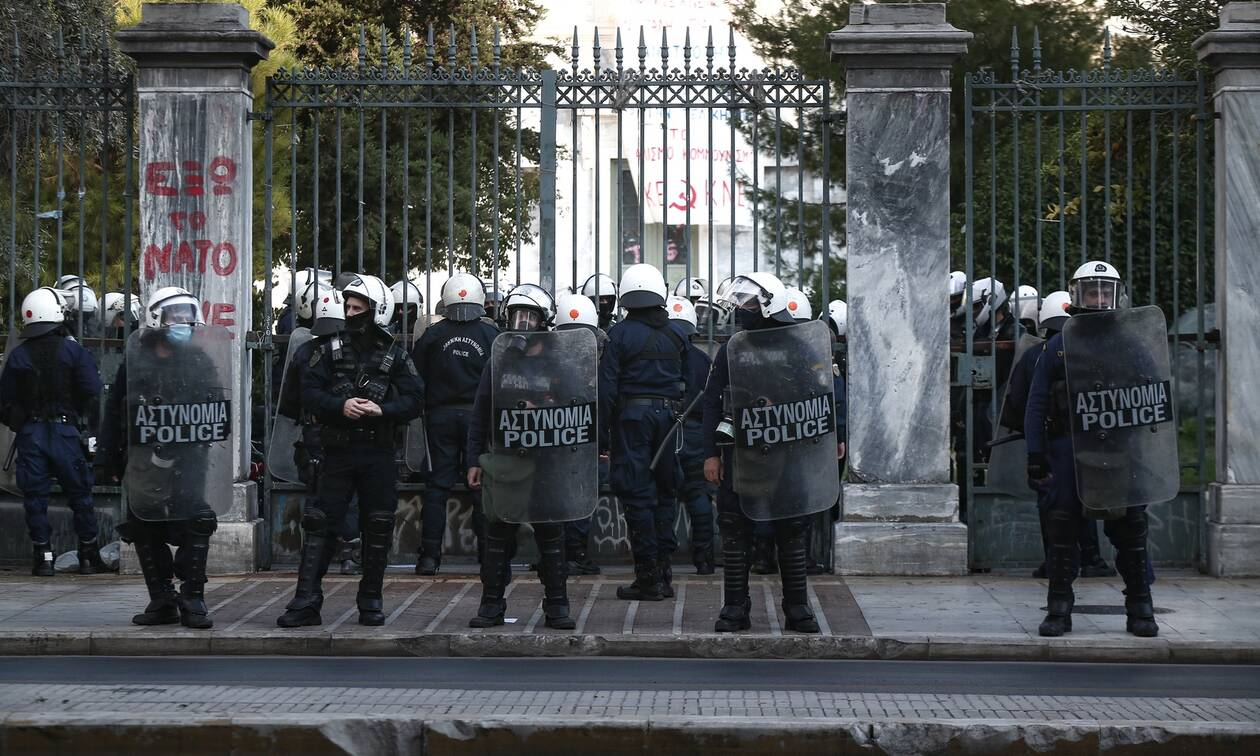 Πολυτεχνείο : Δρακόντεια μέτρα στο κέντρο της Αθήνας – To σχέδιο της ΕΛΑΣ για να αποτραπούν οι πορείες
