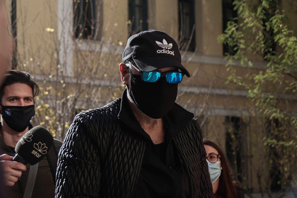 Αναβλήθηκε επ' αόριστον η δίκη του Νότη Σφακιανάκη – ΒΙΝΤΕΟ