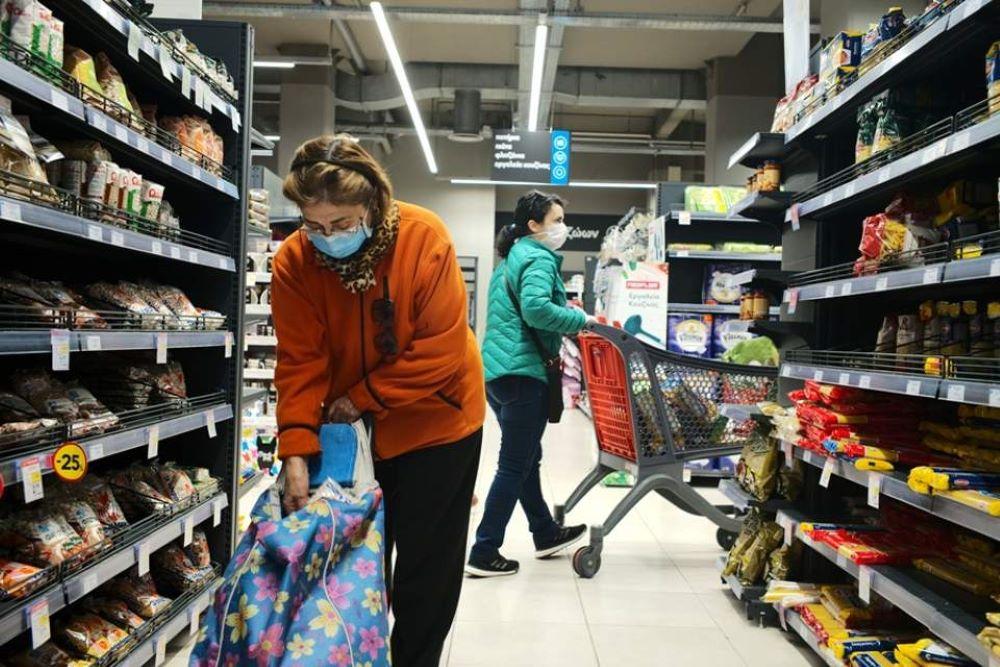 Θεσσαλονίκη: Έκλεψε 32 φορές το σούπερ μάρκετ στο οποίο εργαζόταν